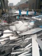 大量废铝板出售