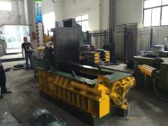 出售:大隆凯科技125吨金属打包机