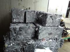 废品散热器废铝压块