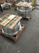 现货供应不锈钢0.1到0.8精密钢带边料