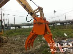 出售:机械抓斗 挖掘机抓斗 机械钳