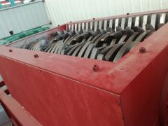 出售:废钢破碎机