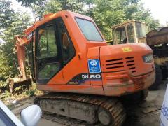 出售:斗山DH80挖掘机