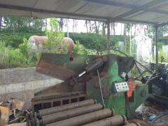出售:鳄鱼剪切机