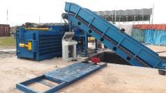 25年生产经验250吨废纸打包机