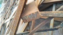 钢板下脚料