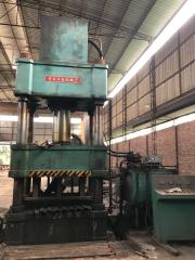出售:重庆江东机械厂500吨压力机