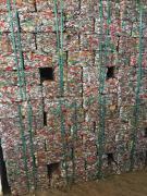 求购废铝、杂铝(生熟铝)、易拉罐压块等