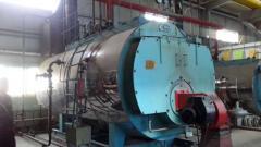 高原型燃气,油蒸汽锅炉