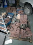 出售:各种规格汽车刹车片及生产设备