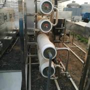 出售:1套五吨双机水处理设备