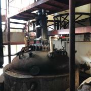 出售:6台10吨搪瓷反应釜
