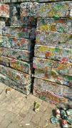 供应易拉罐等各种废铝