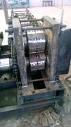 出售:钢管压扁切粒一体机