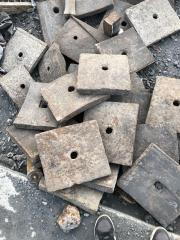 球磨机锰板