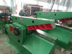 Q43系列鳄鱼式剪切机 800MM刀口液压剪断机 废钢剪