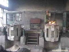 出售:1.5吨中频炉 变压器等全套设备处理
