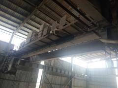 出售:天车 铁地砖 铁地膜 钢水包