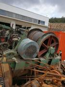 出售:7台矿用绞车 10多台防爆开关 10多台电机等煤矿设备