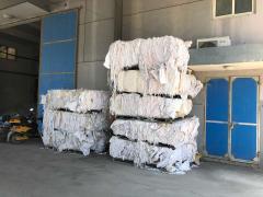 PVC膜切边料