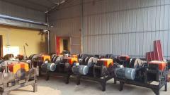 厂家直销加重型钢筋切粒机,一天切40吨,