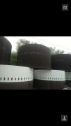 38个厚圆桶直径有6米