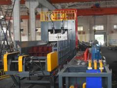 江阴市天福科技有限公司供应Q91Y_1000重型液压剪切机
