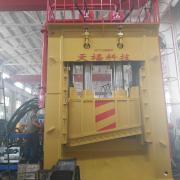 Q91Y-1000吨重型液压剪切机