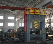 江阴市天福科技有限公司供应Q91Y_8000重型液压剪切机