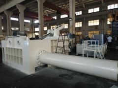 江阴市天福科技有限公司供应Y81-2500金属打包机