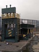 江阴市天福科技有限公司供应Q91Y_1250重型液压剪切机