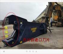 厂家直销抓钢机吸盘二手挖机