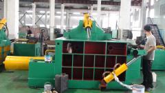 江阴万恒Y81F-200A 金属打包机