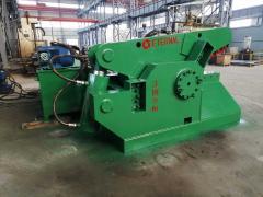 江阴万恒Q43-1200A鳄鱼剪金属剪切机