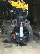 厂家直销抓钢机吸盘二手挖