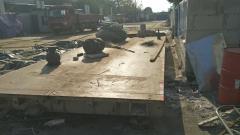 出售:3米宽8米长80吨地磅