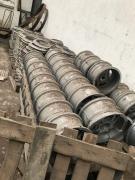 轮毂铝铸件