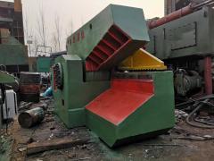 华宏315吨鳄鱼式剪切机现货出售