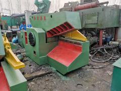 华宏316吨鳄鱼式剪切机