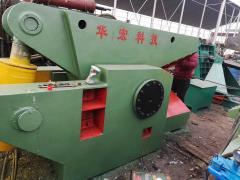 各种型号鳄鱼式剪切机压块机