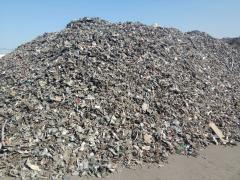 废铝铜破碎料