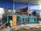 供应:150吨废纸半自动打包机
