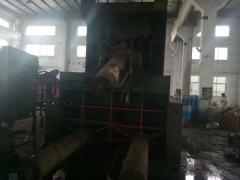 供应:废钢再生设备 液打包机