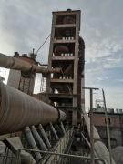 供应:水泥厂废铁5000吨