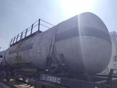 处一批火车铝罐