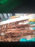 供应:废旧钢筋100吨生锈