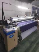 供应:纺织公司96台金蟀牌Js21N-230T-2喷气织机