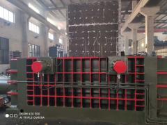 供应:500吨双主缸全自动打包机