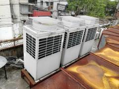 供应:3台海尔10匹中央空调