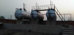 供应:3台石油液化气储罐